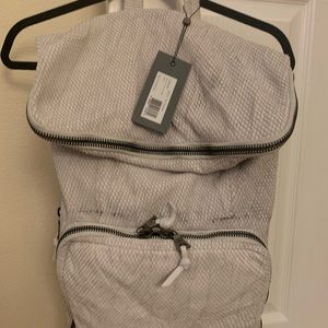 Natural Bleeker Back Snake Backpack